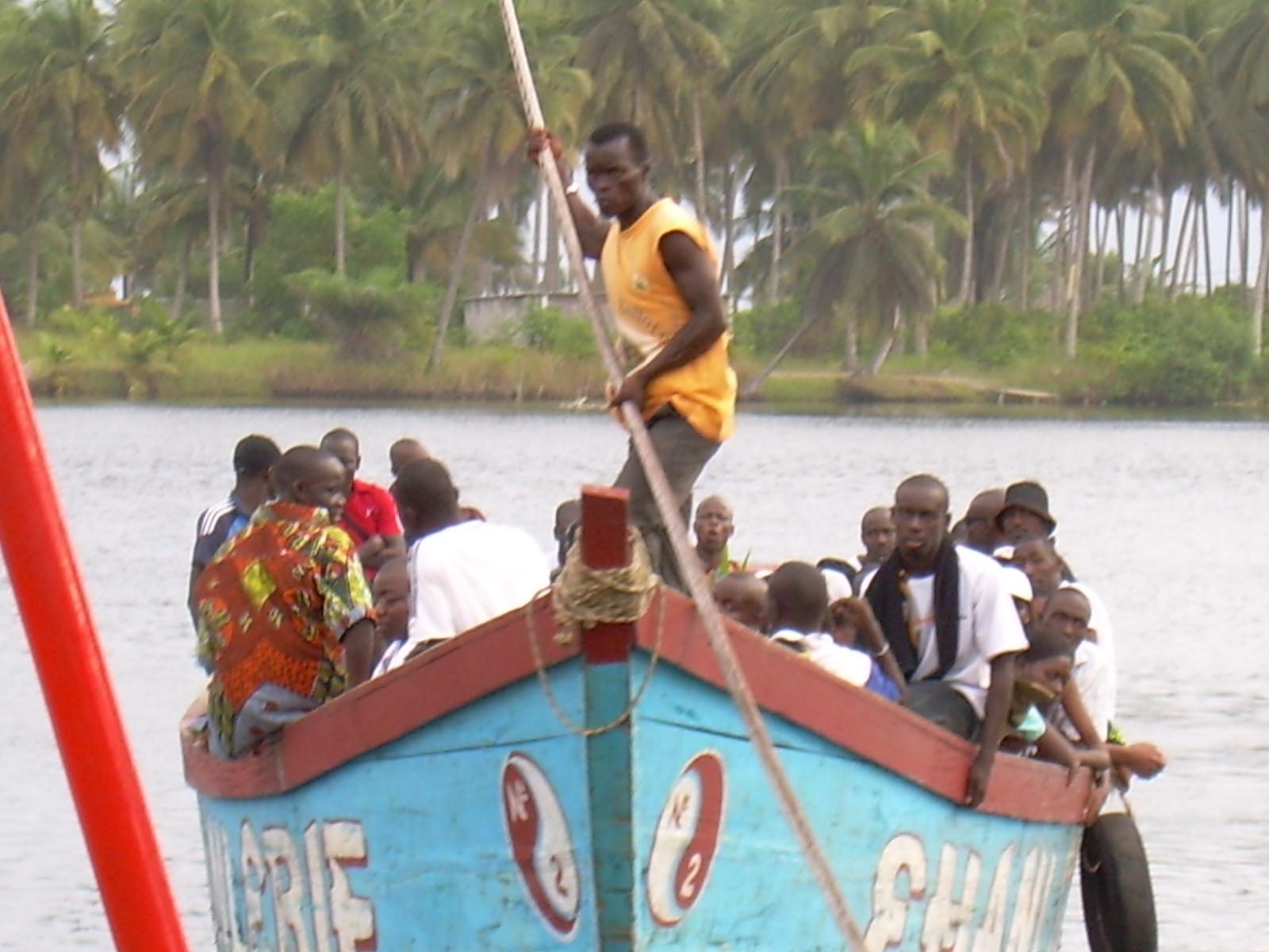 Photos de Côte D'Ivoire Juillet-Aout 2007 166